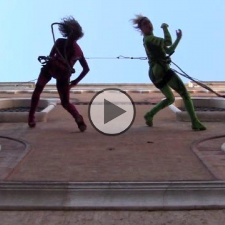 Vertical Dance showreel 2011