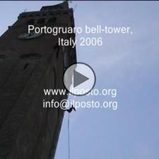 vertical dance, company il posto + marco castelli small ensemble 2006