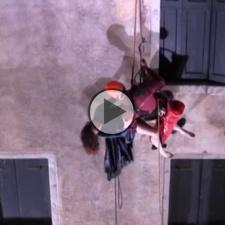 Far Vuoto by Wanda Moretti [danza verticale]