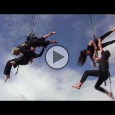 Il Posto Vertical Dance La sfera di Hill 2017